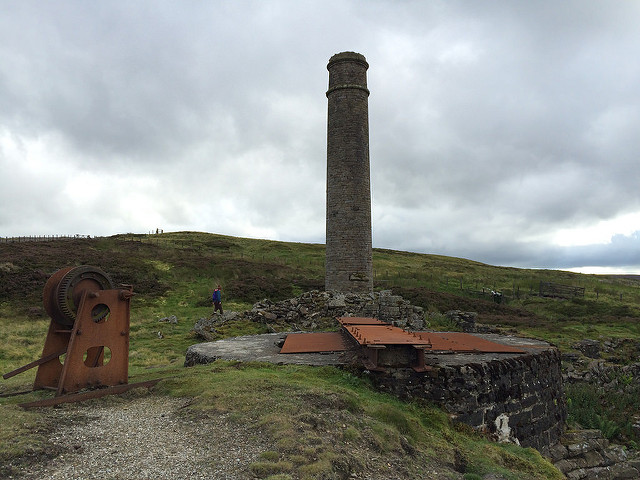 Blanchland: Sikehead Lead Mine