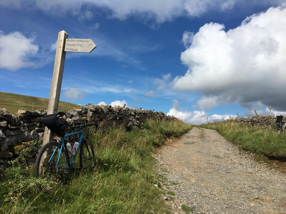 Alston Bikepacking