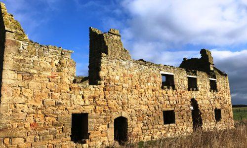 Northumberland: Low Chibburn Preceptory